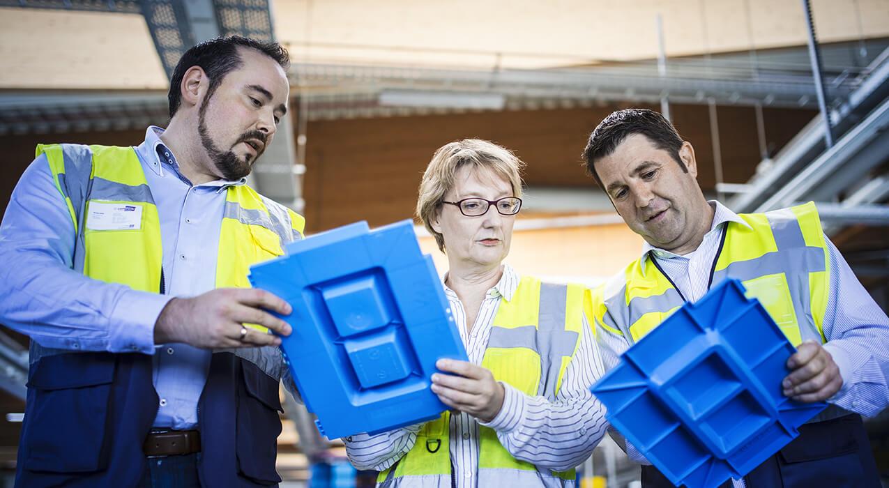 comepack Behältermanagement Geschäftsführung Qualitätsmanagement