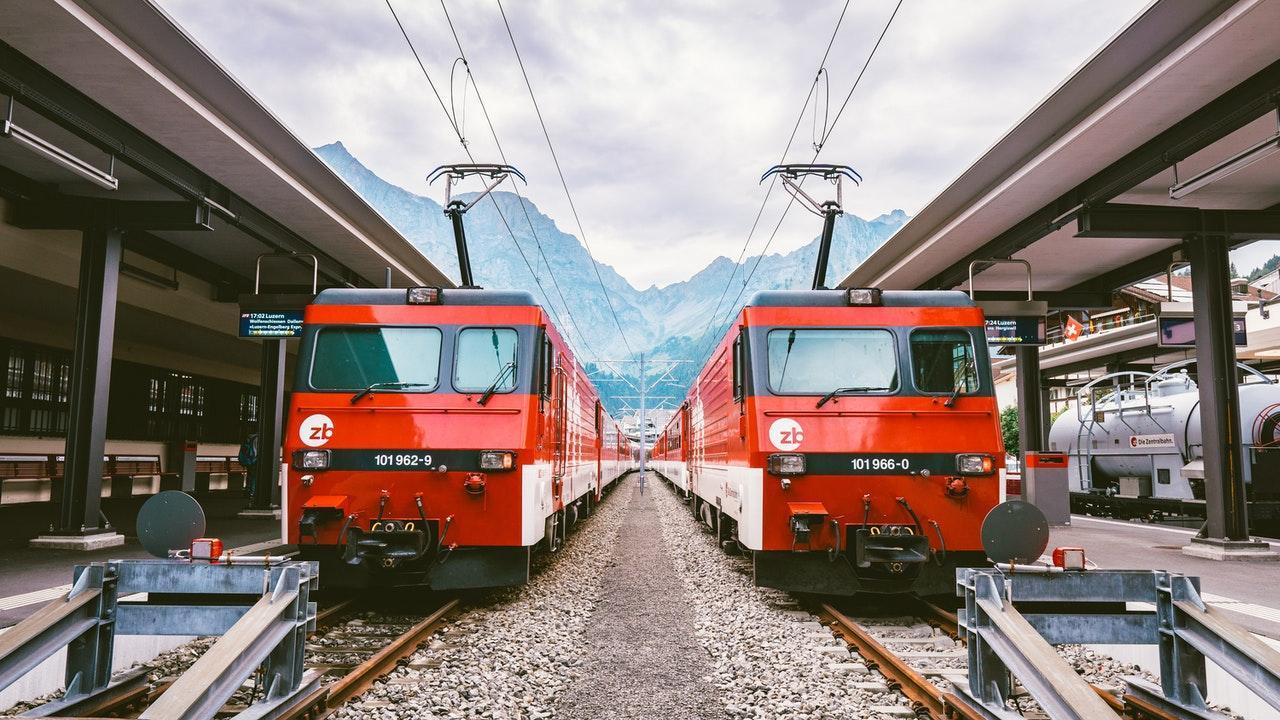 Transporte de piezas para el sector ferroviario